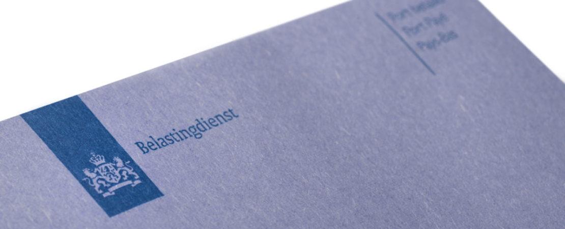 Dutch tax envelope