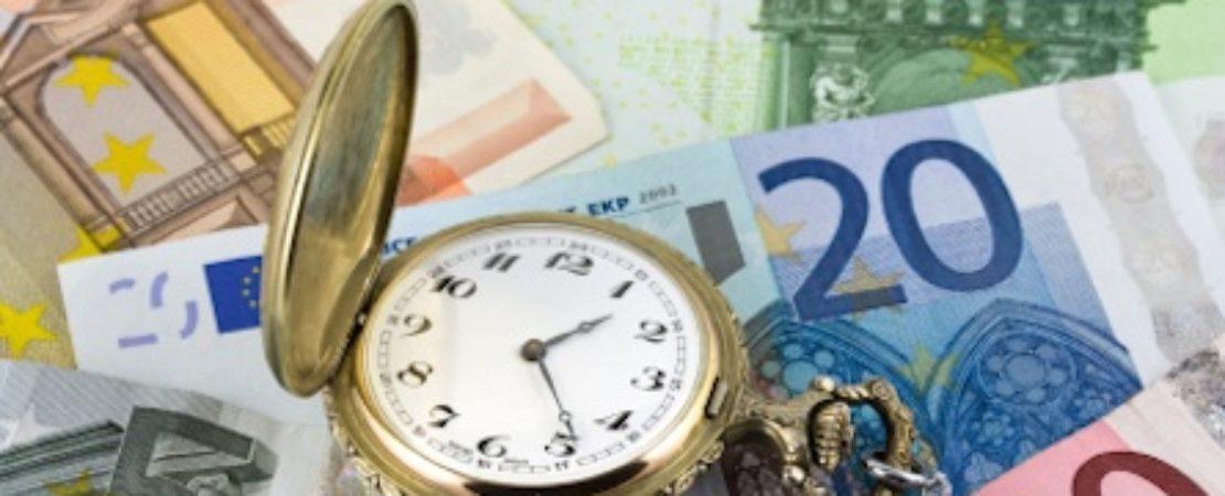 Klokje-en-geld